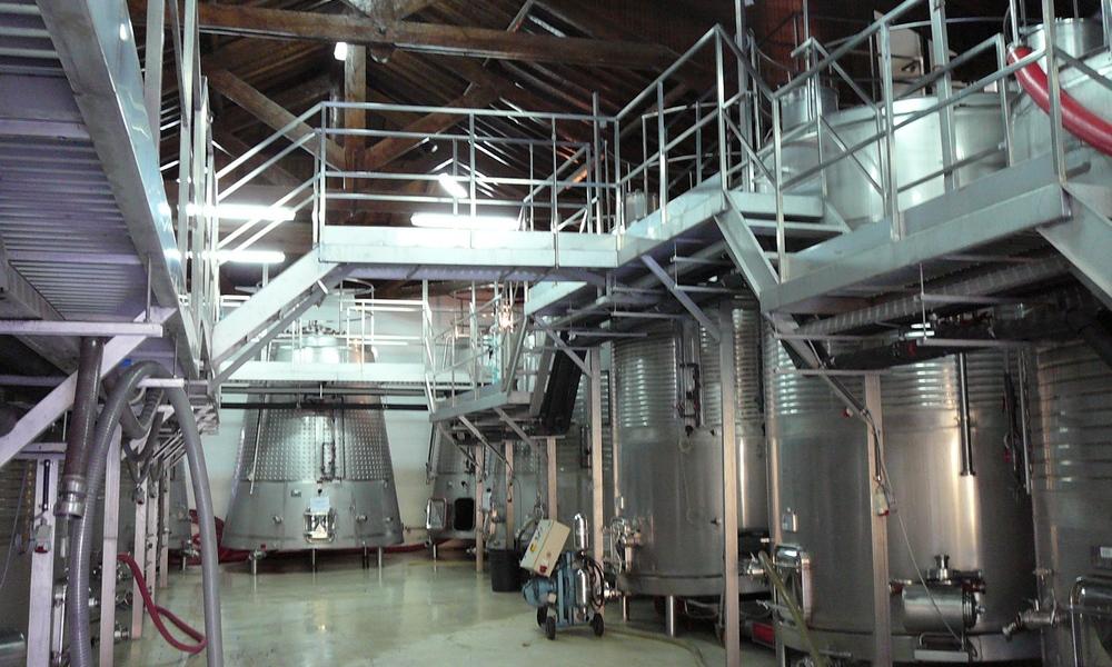 Cubas de vinho-Winery_08